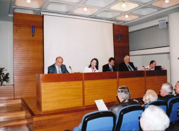 Από ομιλία στο κέντρο ιστορίας της Θεσσαλονίκης (Μέγαρο Μπίλλη) 26/4/2006