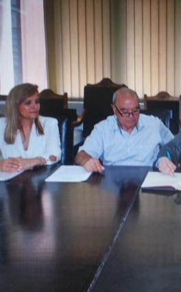 Συμφωνία συνεργασίας  ΠΑΜΑΚ – ΕΕΕΓΑ