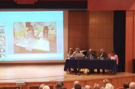 Εκδήλωση στο ΠΑΜΑΚ: Ομιλία του Αντιπροέδρου της ΕΕΕΓΑ κου Πάρη Αποστολίδη, Εκπαιδευτικού