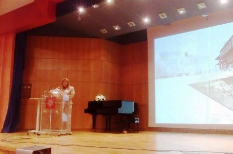 Εκδήλωση στο ΠΑΜΑΚ: Ομιλία της Γεν. Γραμματέως της ΕΕΕΓΑ κας Ελένης Μπάρμπα, Αρχιτεκτ. Μηχανικού