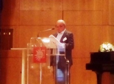 Εκδήλωση στο ΠΑΜΑΚ: Ομιλία του Προέδρου και Ιδρυτή της ΕΕΕΓΑ,  κου Ευάγγελου Φυλακτού