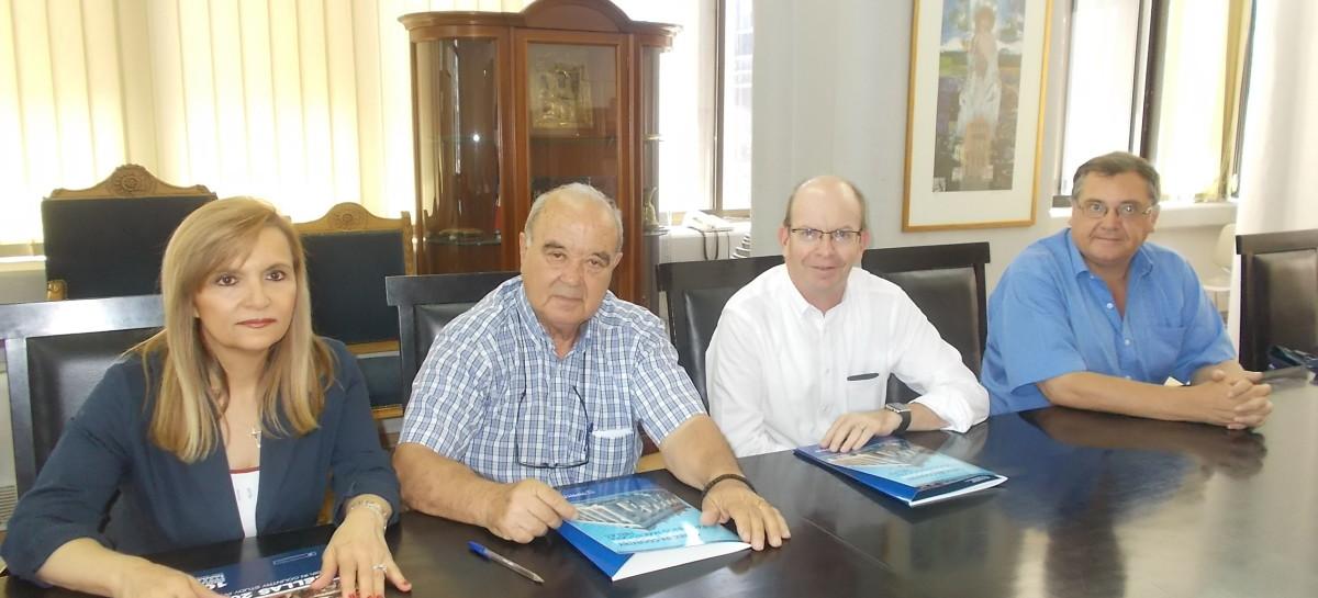 Σύμφωνο συνεργασίας Charles Darwin University – ΕΕΕΓΑ